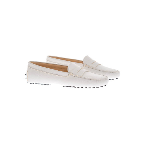 Achat Gomini Grained leather moccasins with decorative penny strap - Jacques-loup