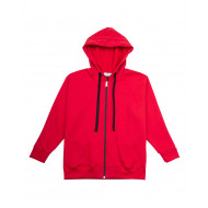 Achat Hooded jacket with logo on the back - Jacques-loup