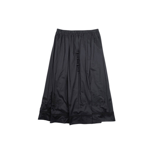 Achat Cotton veil skirt with... - Jacques-loup