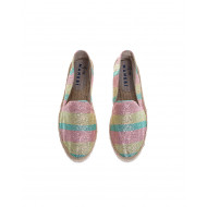 Achat SLip-on shoes with striped... - Jacques-loup