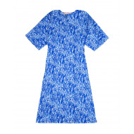 Achat Large cotton dress with... - Jacques-loup