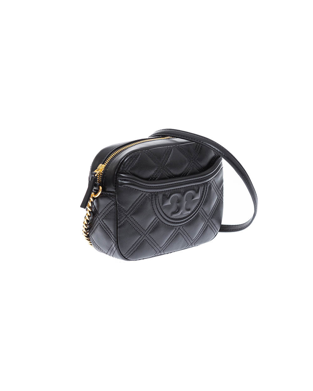 "Sac Tory Burch ""Fleming Camera Bag"" noir"