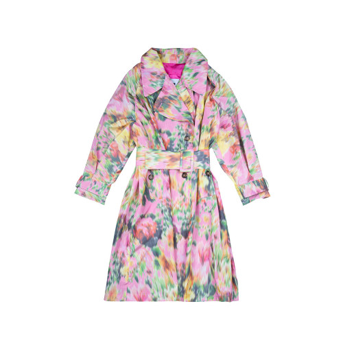 Achat Oversized trench with... - Jacques-loup