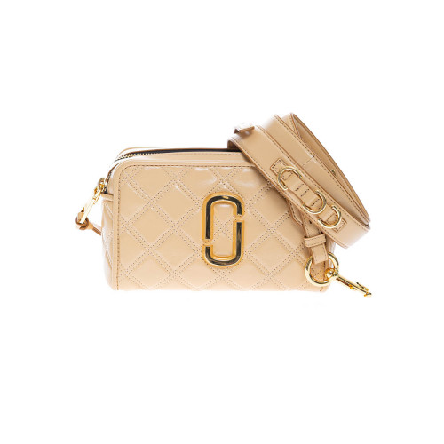 Achat Sac Marc Jacobs Soft Shot 21 beige - Jacques-loup