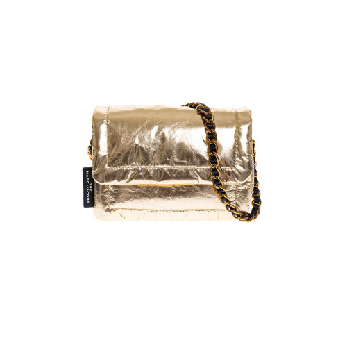 Achat Sac Marc Jacobs Mini Pillow or - Jacques-loup