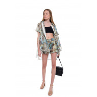 Achat Toante cotton and silk pajama short - Jacques-loup