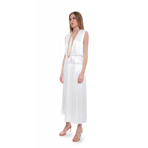 Achat Asymmetrical satin dress - Jacques-loup