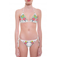 Achat Bikini decorated with multicolored floral print - Jacques-loup