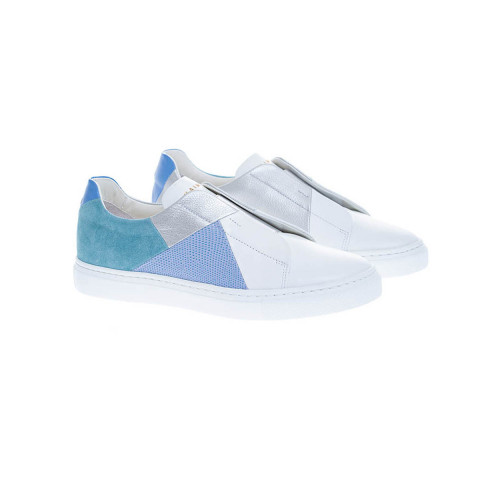 Achat Sneakers with natural... - Jacques-loup