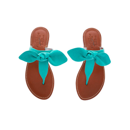 Achat Toe thong mules with a... - Jacques-loup
