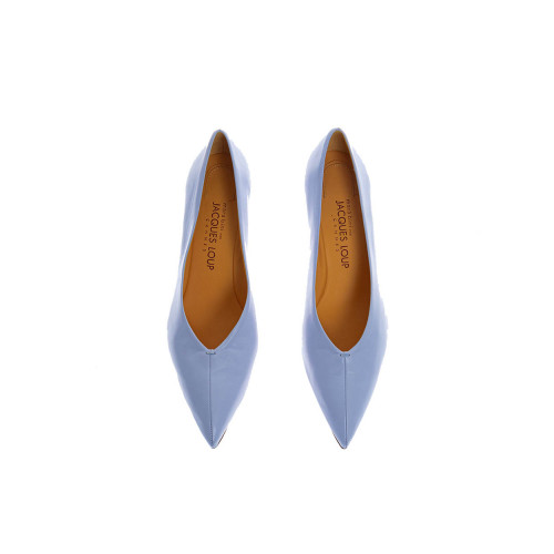 Achat Natural leather pumps... - Jacques-loup