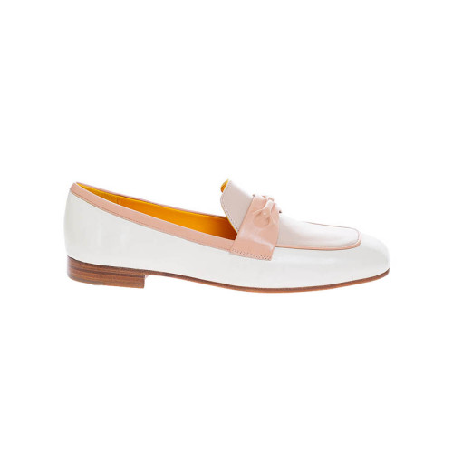 Achat Nappa leather moccasin with... - Jacques-loup