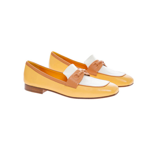 Achat Natural leather moccasins... - Jacques-loup