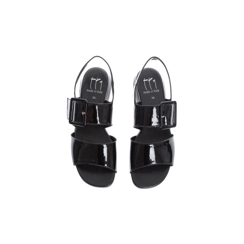 Achat Calf leather sandals with... - Jacques-loup