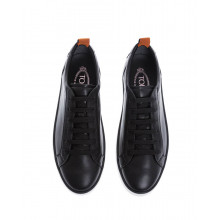 Alacciatto Gomini - Leather sneakers with studs details