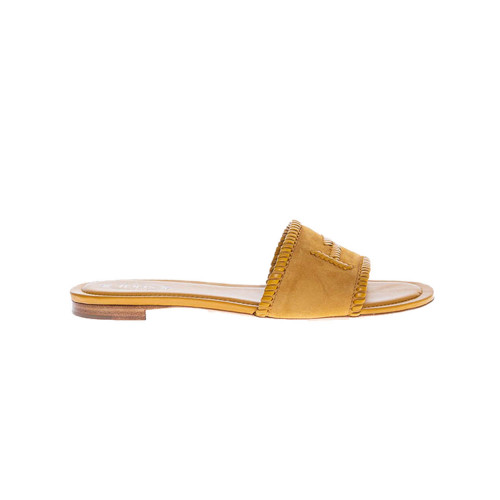 Achat Calf leather mules with... - Jacques-loup