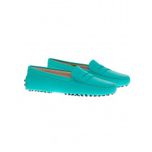 Gomini - Calf smooth leather moccasins