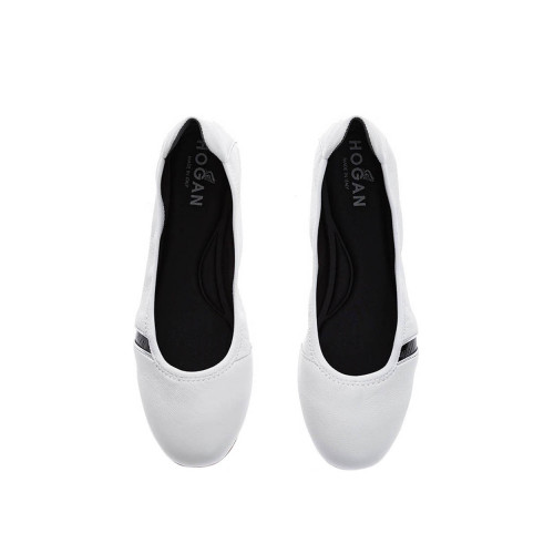 Achat Nappa leather ballerina... - Jacques-loup