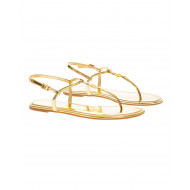 Achat Emmy - Leather toe thong... - Jacques-loup
