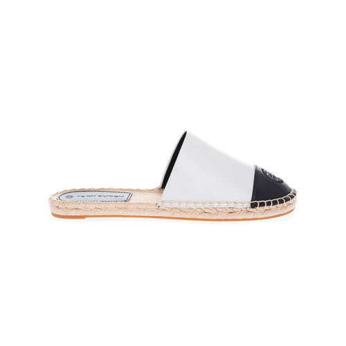 Achat Rope and leather mules with... - Jacques-loup