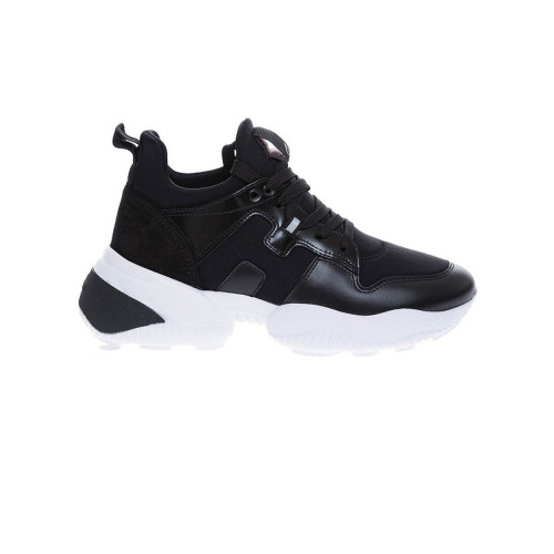 Achat Interaction - Calf leather oversized sneakers 55 - Jacques-loup