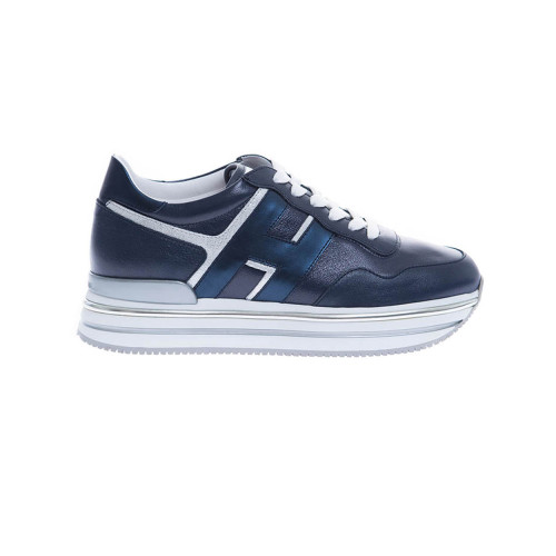 Achat Midi Leather sneakers with oversized sole 35mm - Jacques-loup