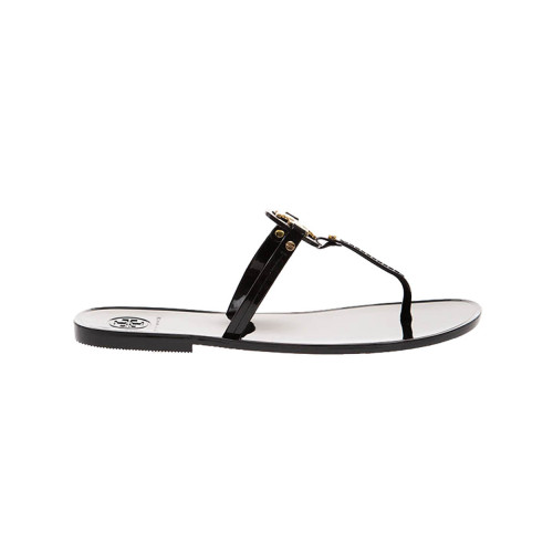 Achat Minnie Miller - Flip flops with gold metal logo - Jacques-loup