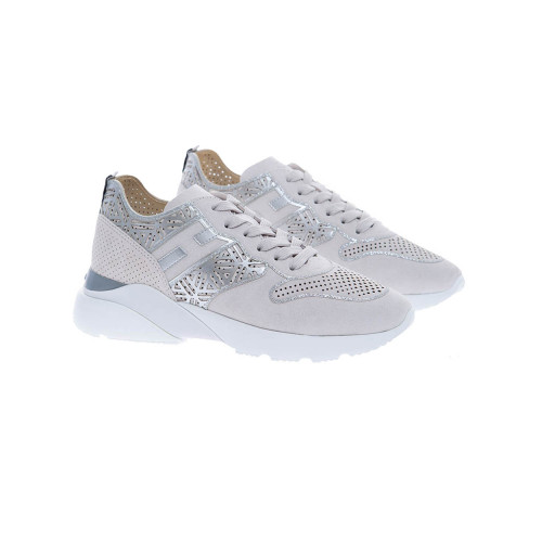 Achat Active One - Calf leather sneakers with glitters 50 - Jacques-loup