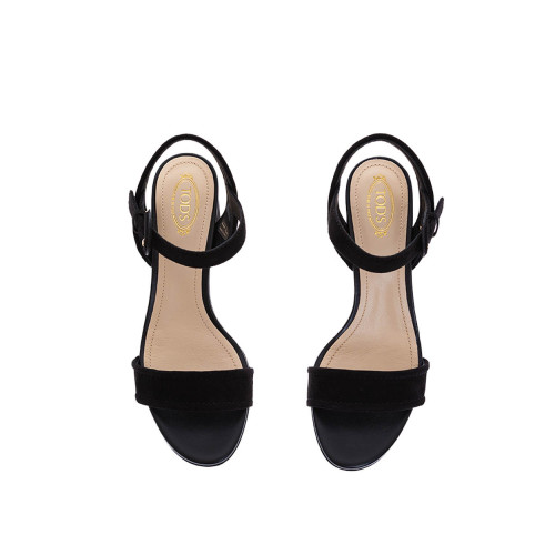 Achat Calf leather sandals with band and ankle strap 50 - Jacques-loup