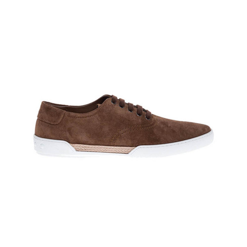 Achat Riviera Alaciatto - Suede leather sneakers with braided rope - Jacques-loup