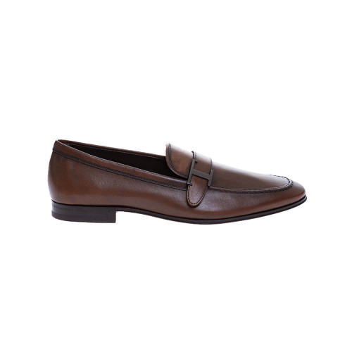 Achat T Piatta - Patina calf leather moccasins 15 - Jacques-loup