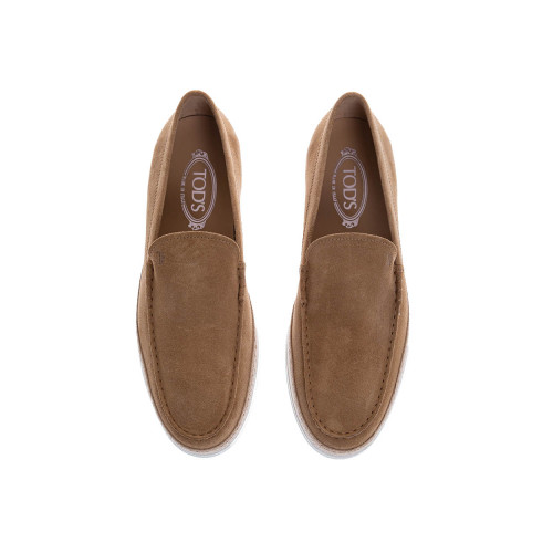 Achat Pantofola Leather moccasins with weaving - Jacques-loup