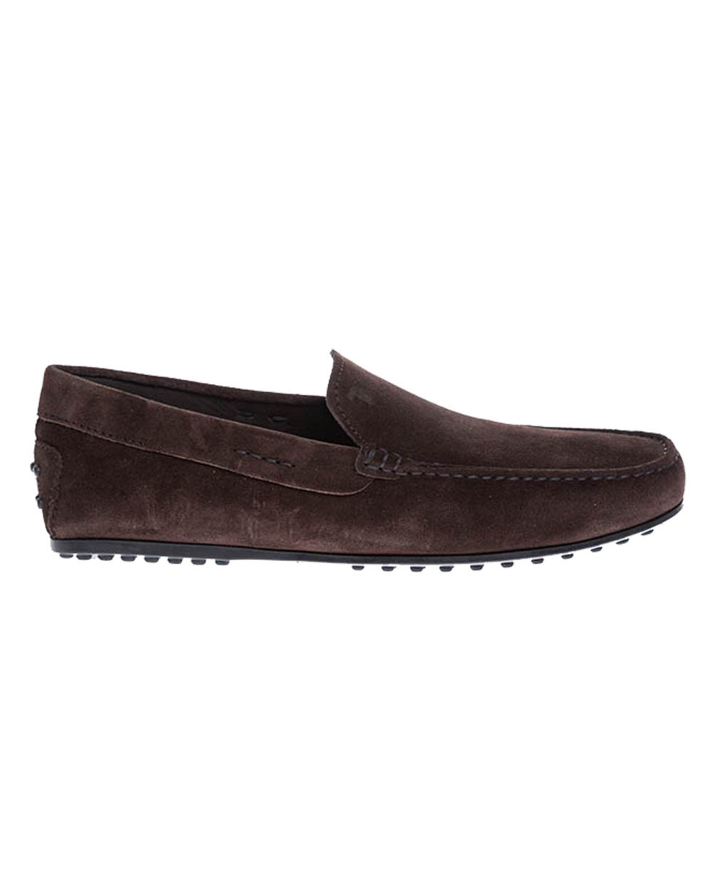 City Gomini - Suede moccasin