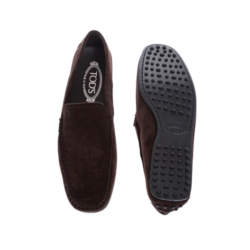 Achat City Gomini - Suede moccasin - Jacques-loup