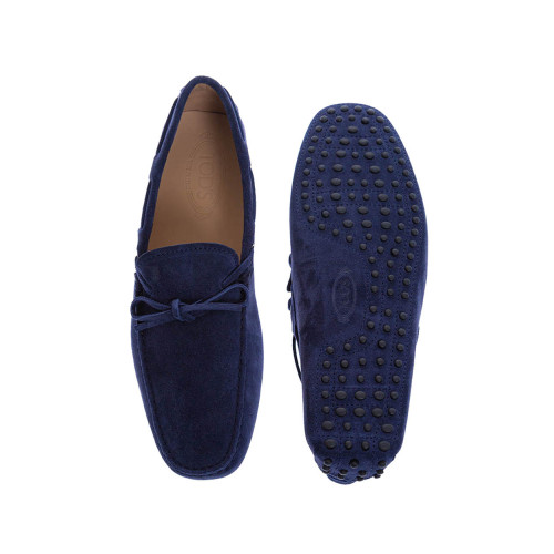 Achat Gomini - Suede moccasin with laces - Jacques-loup