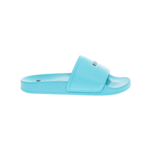 Achat Pvc and tissue mule with a large band - Jacques-loup