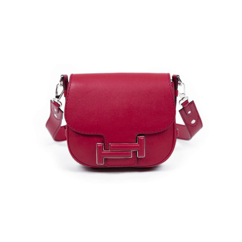 Achat Besace Tod's Double T rouge - Jacques-loup