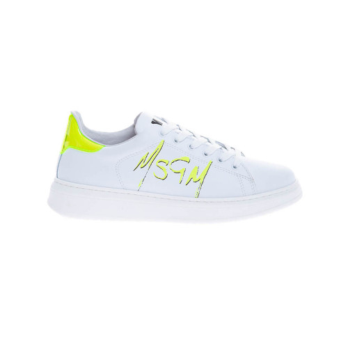 Achat Vinyl and leather sneakers with graffiti logo 35 - Jacques-loup
