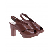 Achat Lambskin sandals with... - Jacques-loup