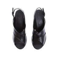Achat Lambskin sandals with ankle strap 70 - Jacques-loup