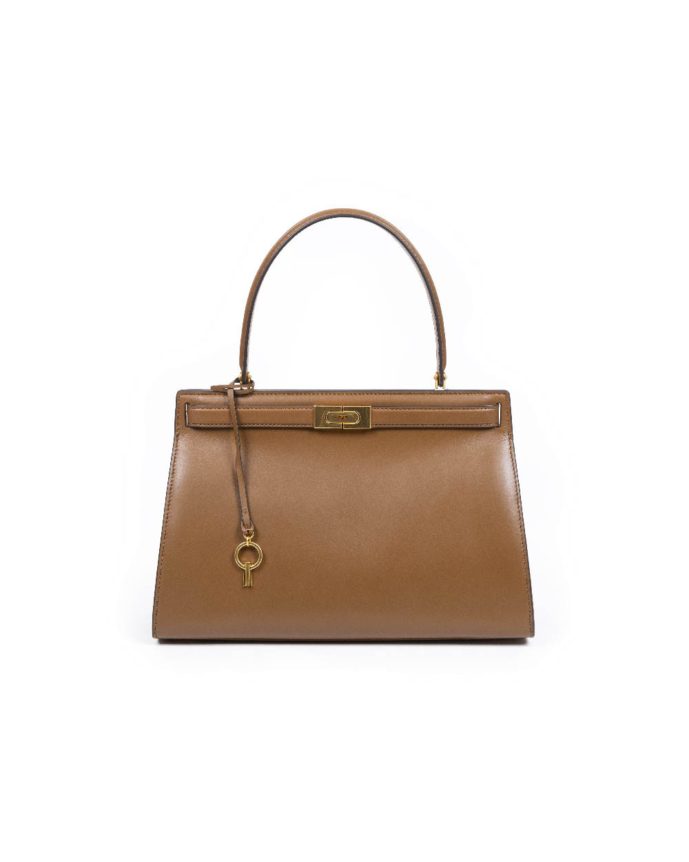 "Sac Tory Burch ""Lee Radziwil"" cognac"