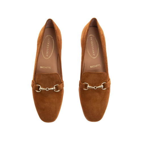 Achat Split leather moccasins... - Jacques-loup