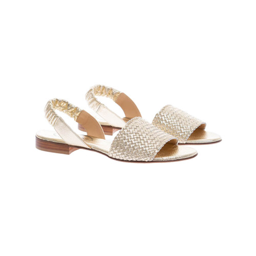 Achat Nappa leather sandals... - Jacques-loup