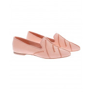 Achat Patina nappa leather ballerinas leaf seams - Jacques-loup