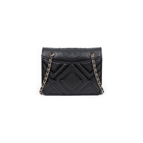 "Sac Tory Burch ""Flemming geo"" médium noir"