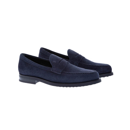 Achat City Gomini - Calf leather moccasins with upper stitches - Jacques-loup