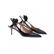 Achat Drew - Nappa leather cut-shoes with a bow on side 60 - Jacques-loup