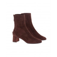 Achat Calfskin low boots with elastic slat 50 - Jacques-loup