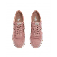 Achat Midi 222 - Nappa and metallic calf leather sneakers 35 - Jacques-loup