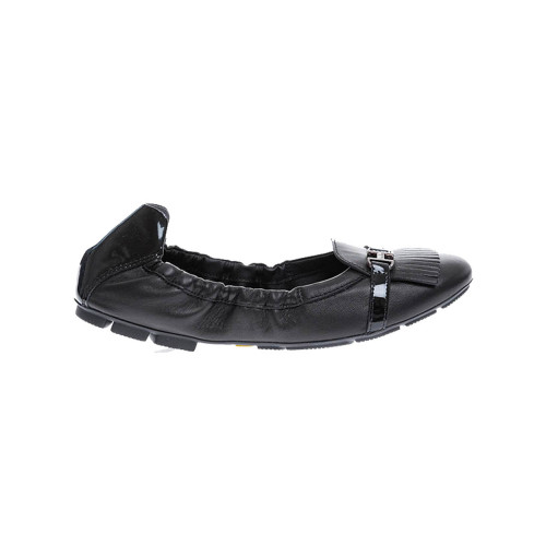 Achat Wrap - Nappa and patent leather ballerinas 20 - Jacques-loup